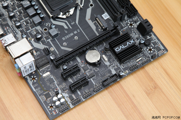 B360芯片组平价之选 影驰 B360M M.2 主板评测