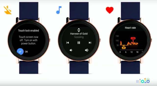 谷歌智能手表操作系统Wear OS:不只是改名这么简单