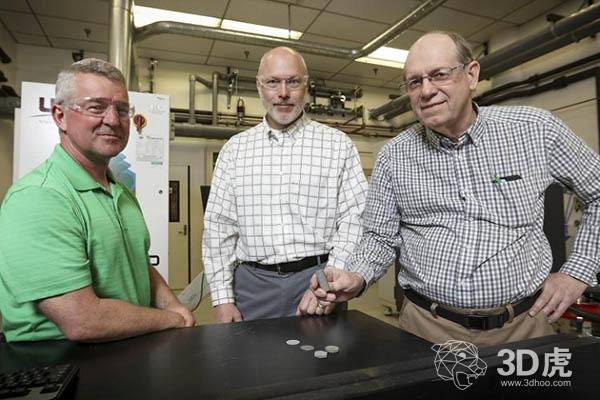 ORNL开发3D打印不锈钢靶材以生产医用同位素