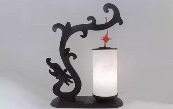3D打印极具古典韵味灯饰 颜值与情怀兼备