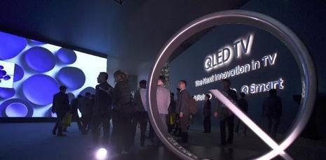 LG很郁闷:为啥申请不了QLED商标