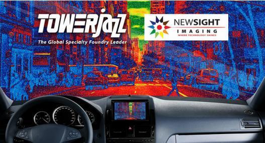 Tower半导体向Newsight Imaging提供激光雷达用CMOS传感器