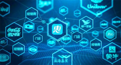 """抢滩B2B 智慧零售平台""""惠下单""""获腾讯战略投资"""