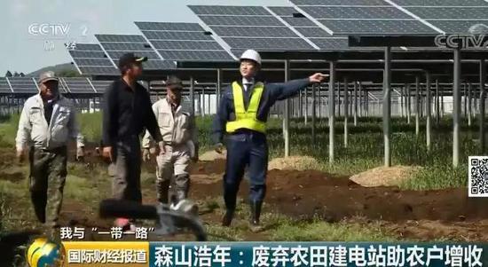 中国央企用光伏带日本农民致富!10倍租金盘活荒废农地