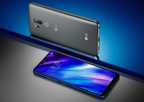 LG骁龙845手机又来了
