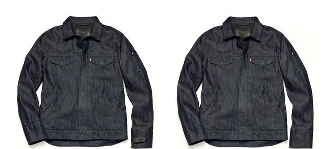 可穿戴设备:'使用夹克来约车 谷歌推出智能Jacquard平台'