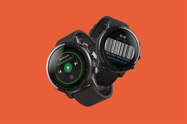 可穿戴设备:'WOS2.0即将推出:AMAZFIT智能运动手表全线支持'