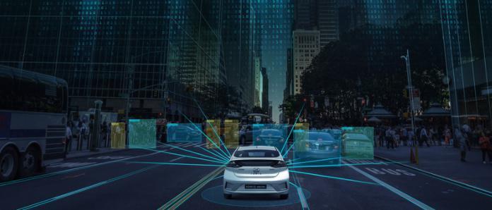 现代CRADLE与Metawave公司合作智能雷达