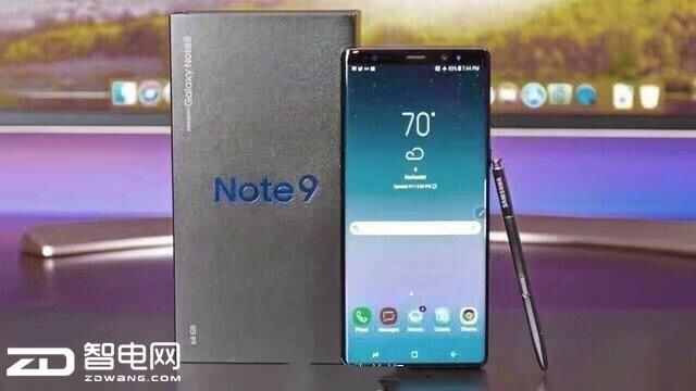 三星下半年旗舰Note9曝光 屏幕指纹能挽回人心吗?
