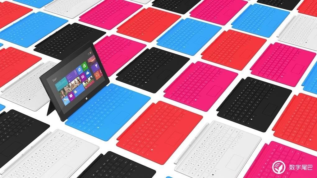 微软正在开发新Surface产品,意与iPad争夺廉价平板市场