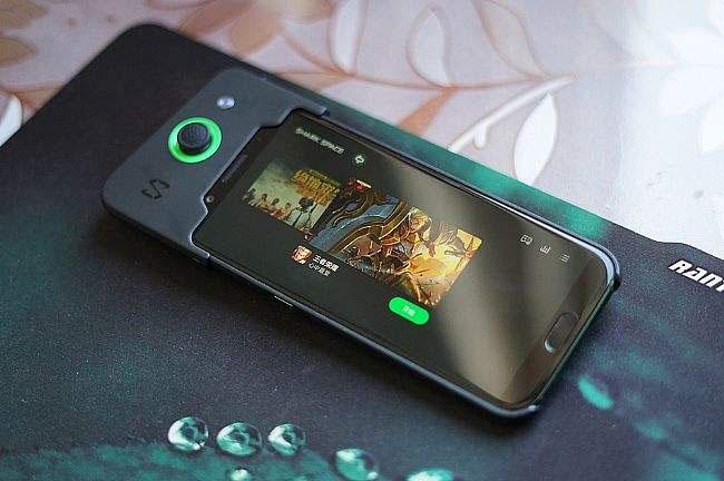 游戏手机市场是否是概念炒作,黑鲨手机
