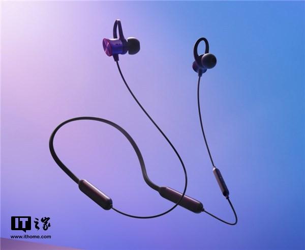 一加子弹无线耳机发布:支持aptX音频,USB-C接口