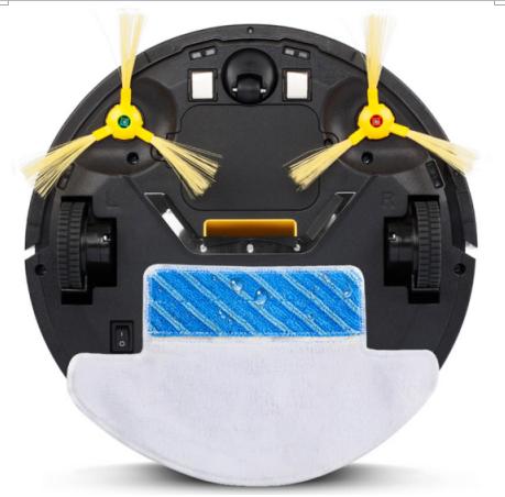 扫地正确方式 福玛特D20拥有三颗大脑的扫地机器人