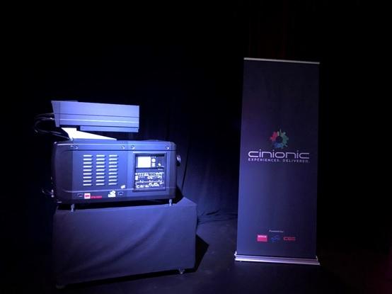 Cinionic公司成立 ALPD荧光激光技术布局海外电影放映市场