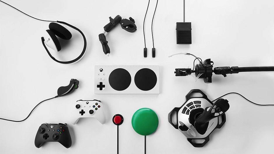 微软为 Xbox 推出一款「新手柄」,但可能不是为你准备的