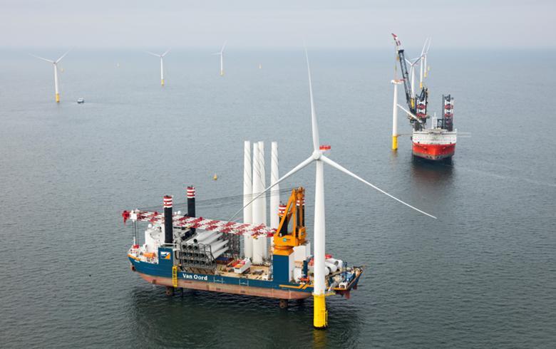 日本三井物产通过并购交易进军台湾海上风电市场