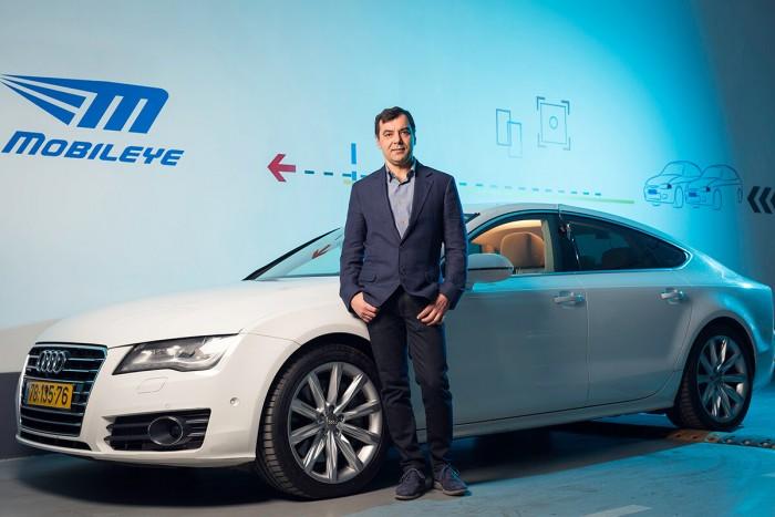 英特尔收购Mobileye首次成功,为800万辆自动驾驶技术供应商