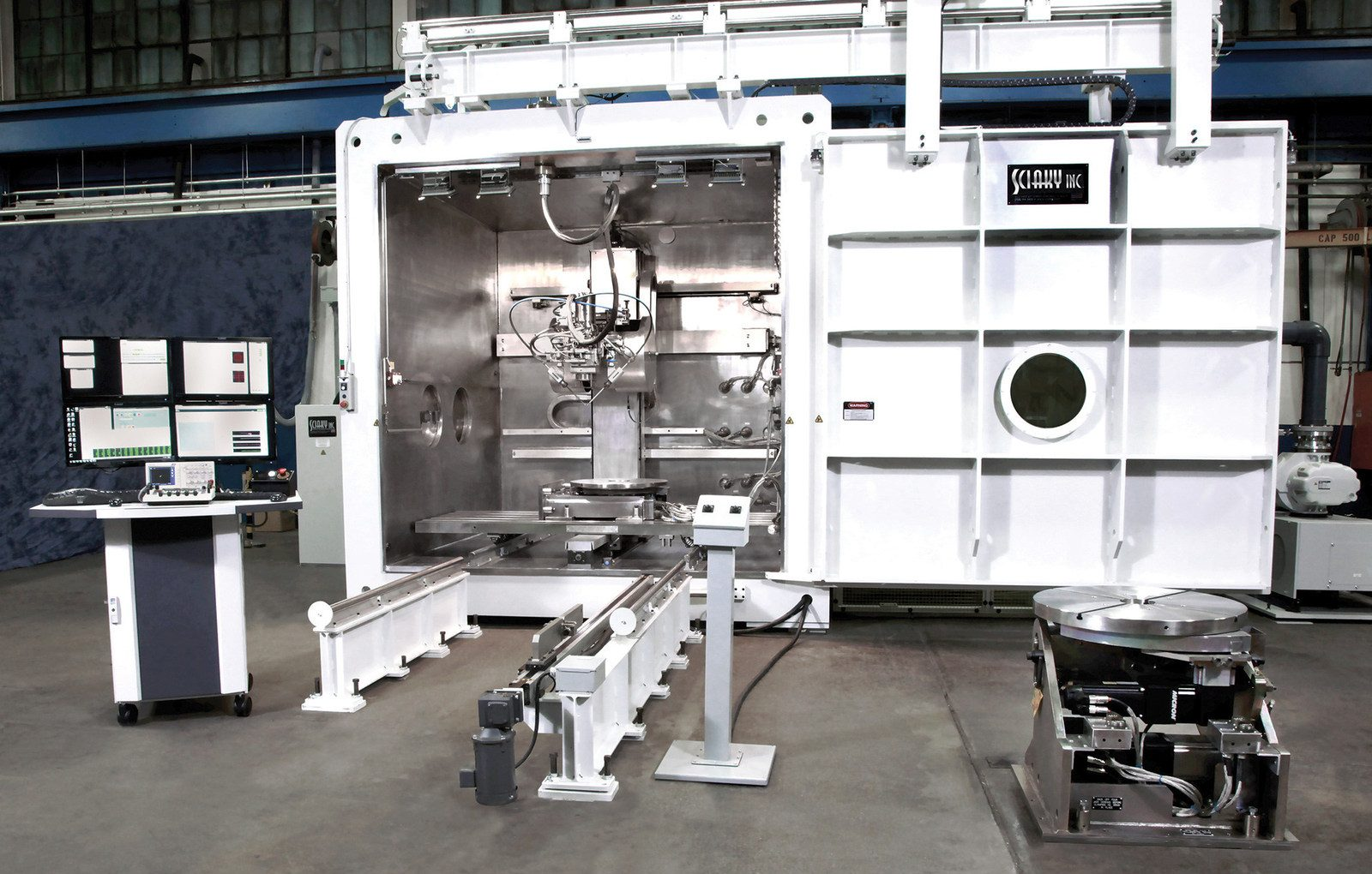 Sciaky获得多个电子束增材制造EBAM系统订单