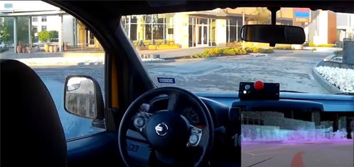 全程无驾驶员干预 Drive.ai发布德州自动驾驶测试视频