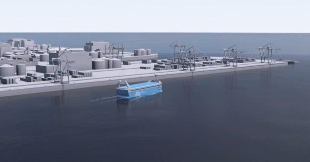 鬼船时代来临?全球竞相研发无人驾驶货船