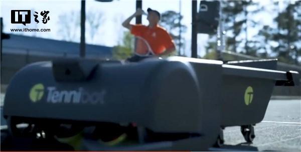 Ubuntu分享Tennibot捡球机器人:完美胜任球童工作
