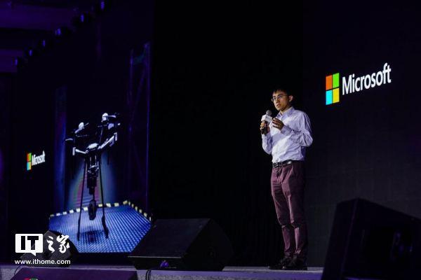 微软宣布与大疆战略合作:打造先进无人机技术