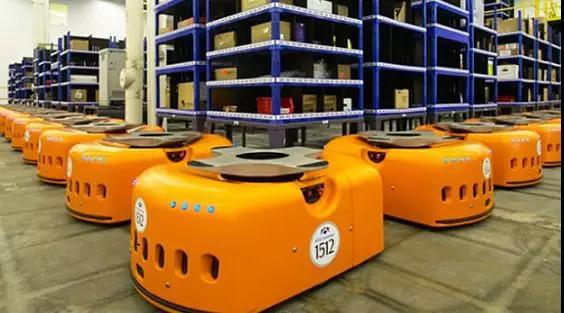 机器人:'【干货】AGV激光雷达SLAM定位导航技术'