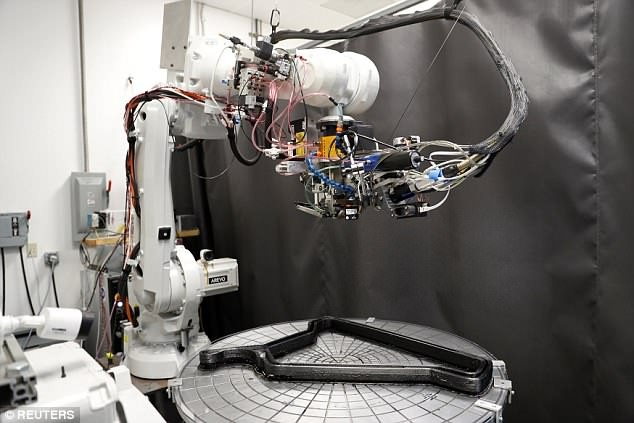 今日看点:3D打印为定制设计带来革命性变化