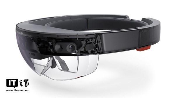 传微软内部正在研发新的HoloLens光学系统