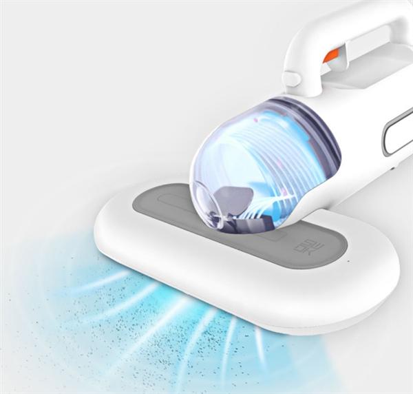 无线手持除螨吸尘器发布:299元/5分钟紫外杀菌