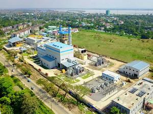 国家电投正定燃机项目预计今年六月投入使用