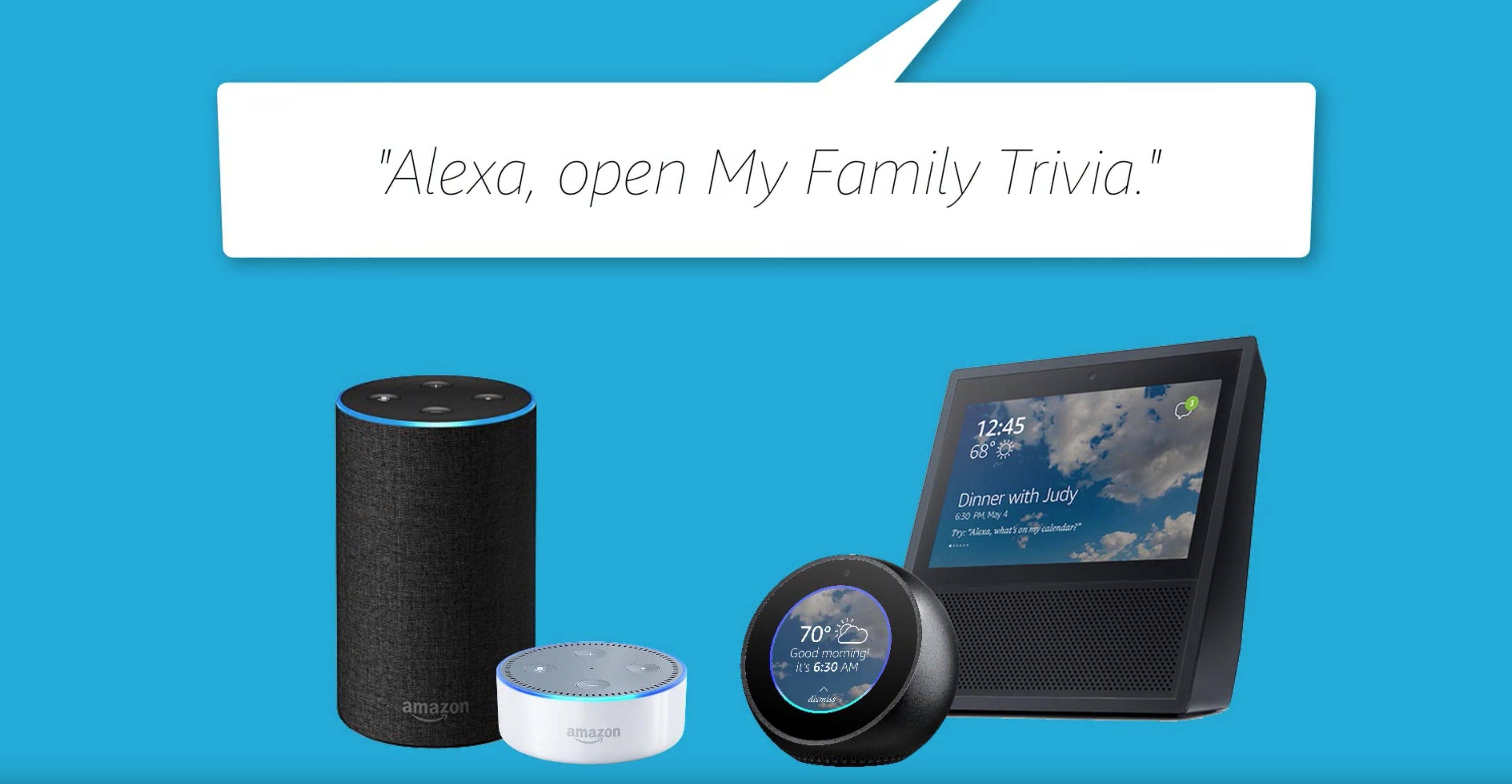 一部音箱,一个平台,亚马逊开创的语音交互时代
