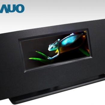 友达光电展示最高分辨率全彩TFT驱动MicroLED显示器