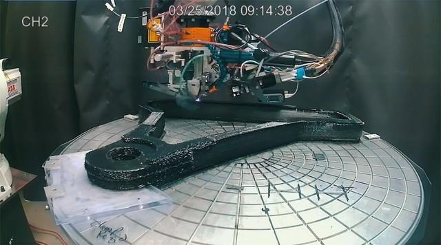 复合材料3D打印新星AREVO获千万美元融资