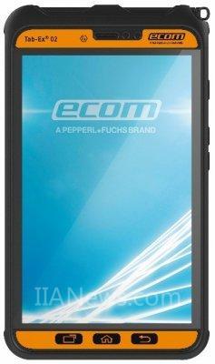 倍加福旗下ecom品牌推出Tab-Ex 02新型工业平板电脑