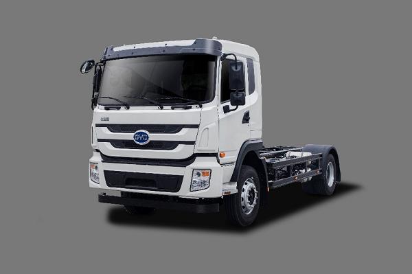 比亚迪斩获拉美地区最大纯电动卡车订单——200台
