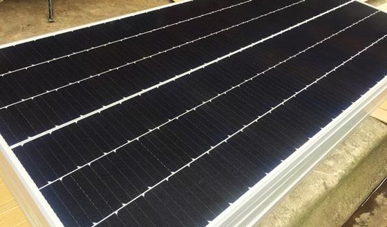 卡特sunpower光伏高效叠瓦组件技术详解