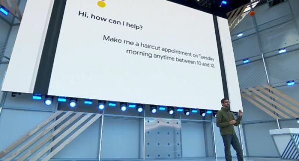 谷歌和微软展示了怎样的人工智能未来?