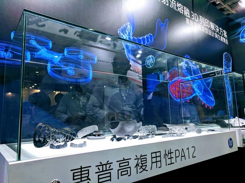 惠普3D打印专题:3D打印批量化将成为趋势
