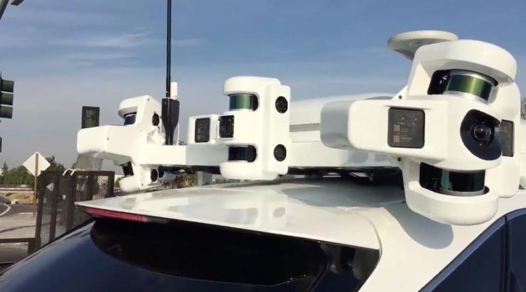 苹果牵手大众合作开发自动驾驶员工摆渡车 此前曾与奔驰宝马谈判失败