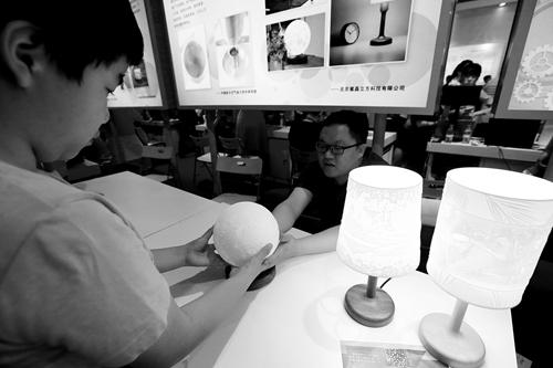 随着3D打印技术发展 更多应用走进人们生活当中
