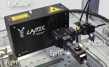 全新光电选择LayTec原位测量技术 加强VCSEL制造