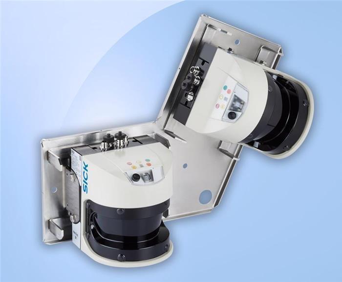 Sick发布TIC502双激光雷达传感器 可用于探查车速及交通管理