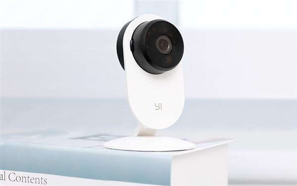 小蚁智能摄像机Y3发布:1080p/AI语音
