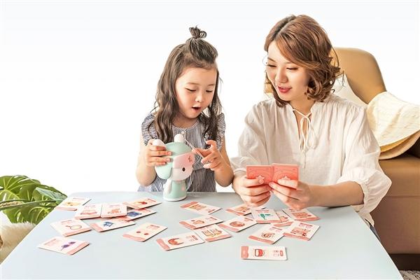 六一好礼物:小米生态链发布米兔卡片学习机