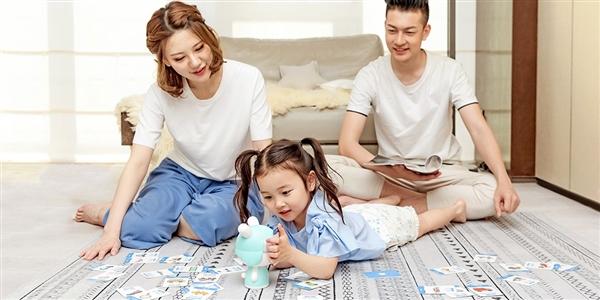 ag真钱平台_六一好礼物:小米生态链发布米兔卡片学习机-产品详情-玩意儿