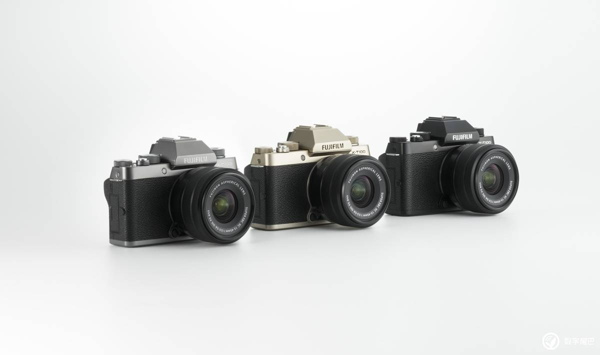 售价 599 美元,富士 X-T100 无反相机正式发布