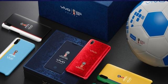 vivo X21世界杯典藏版明日开售:3698元送足球礼盒