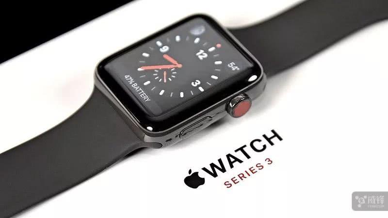 厉害了苹果手表 用18%的销量赚了全行业59%的收入