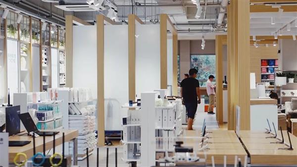 小米有品全球首家旗舰店落户南京 杂货铺的赶脚
